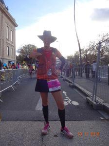 """Céline DELATRECHE, la """"tueuse"""", des marathons"""