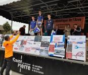 Antoine podium