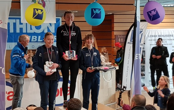 podium cadette margot