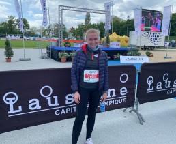 catherine BLANC à Lausanne 2019