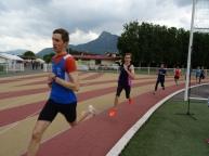 3'01''56 au 1000 mètres pour Antoine PIZZETTA
