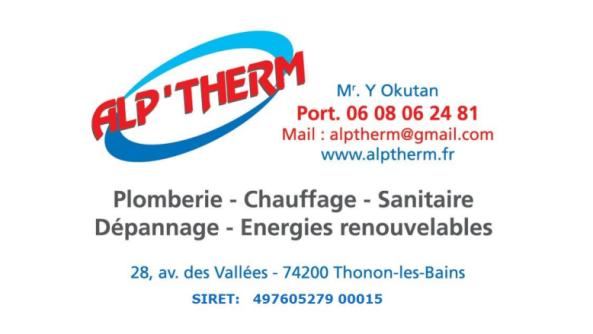 logo alp'therm